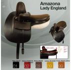 Dámské sedlo Zaldi Amazona Lady England