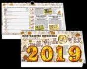 Kalendář alternativní medicíny MILOTA 2019