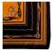 Šátek 90x90 - hnědý 600/58